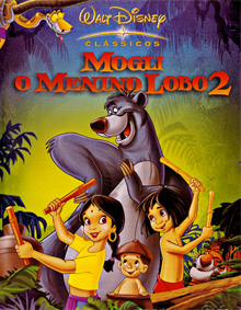 Mogli, o menino-lobo 2 (The jungle book 2)