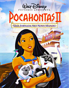 Pocahontas 2 - uma jornada para o novo mundo  (Pocahontas Ii: journey to the new world )