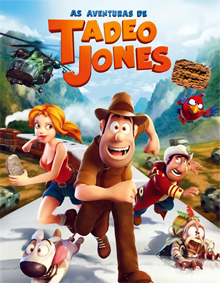 As aventuras de Tadeo (Las aventuras de Tadeo Jones)
