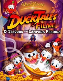 Duck Tales - O filme: o tesouro da lâmpada perdida (Ducktales - The movie: treasure of the lost lamp)