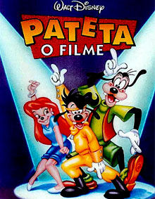 Pateta - O filme (A goofy movie)