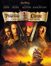 Piratas do Caribe: A maldição do Pérola Negra  (Pirates of the Caribbean: The curse of the Black Pearl )