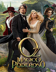 Oz - mágico e poderoso (Oz: the great and powerful)